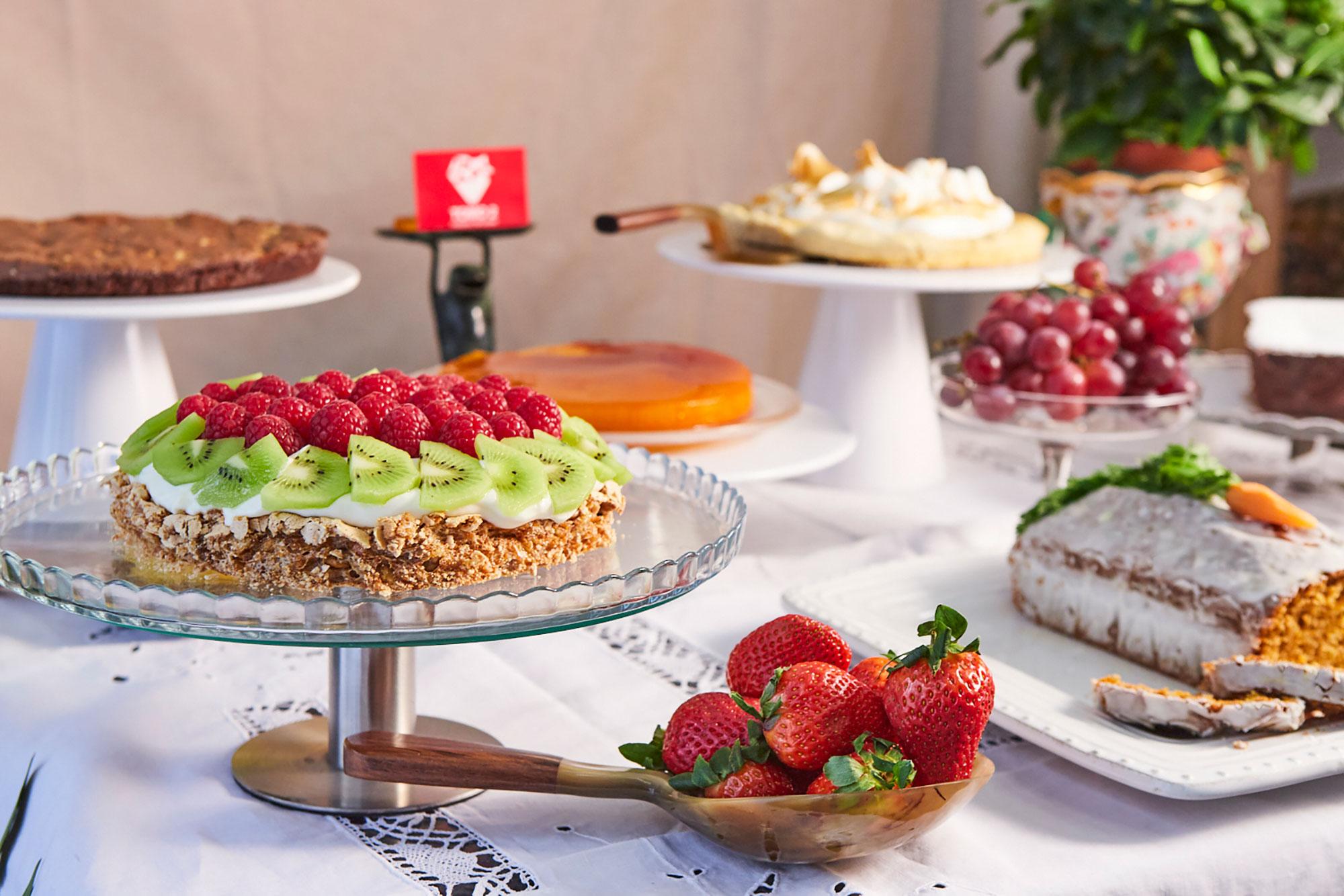 Mesa de tartas - tomo 2